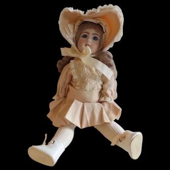 Beautiful Vintage Lorraine DeFeno Doll Bru Face