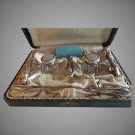 American Sterling Silver Vanity Desk Set