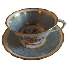English Royal Chelsea Cup and Saucer