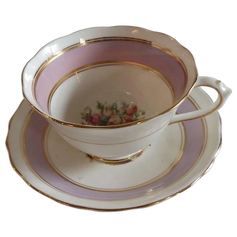 English Chelson Cup and Saucer, circa 1920-30