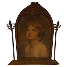 Great Vintage Picture Frame