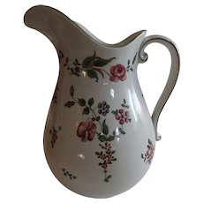 Antique Wedgwood Water Pitcher