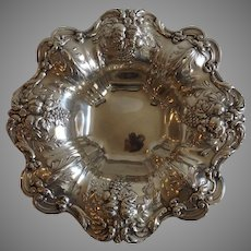Iconic Reed & Barton Francis I Sterling Silver Bowl