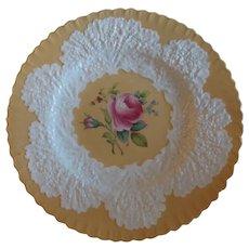 Spode Copeland's China Spode Bridal Rose Early Dinner Plate