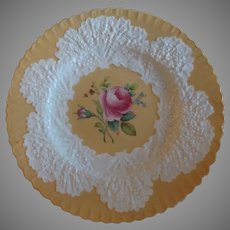 Spode Copeland's China Spode Bridal Rose Early Dinner Plate