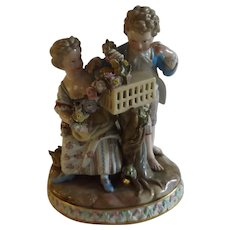 18th Century Antique Meissen Figurine