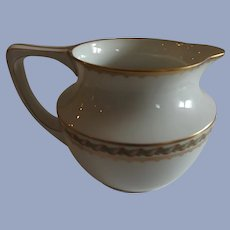Antique Jean Pouyat Limoges French Milk Jug
