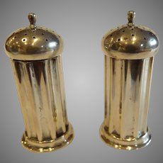 Pair of Shreve & Co. Frank Smith Sterling Silver Salt and Pepper Shakers