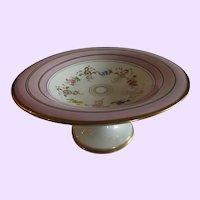 Antique KPM Germany Porcelain Compote