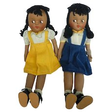 Vintage African-American Dolls