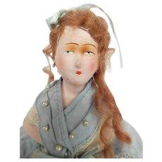 Antique  Pincushion Doll