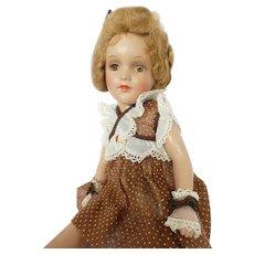 Vintage 1938 Arranbee Debu'teen Doll