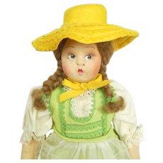 Vintage Karavan Doll