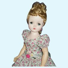 "Madame Alexander 20"" Cissy doll in new ensemble"