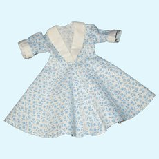 """Vintage robe or housecoat for your 16"""" Terri Lee doll"""