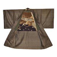 Unseen The Lindbergh of Japan Kimono Haori Seiji Yoshiwara 1930s