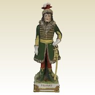 Scheibe Alsbach German Porcelain Figurine Joachim Murat Napolean Brother