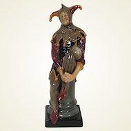Royal Doulton Jester #2016 Figurine