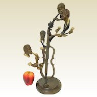 Paul Wegner Bronze Sculpture Bourbon Street # 52/175