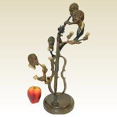 Paul Wegner Bronze Sculpture Bourbon Street # 52/175
