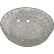 Lalique Crystal Nemours Bowl