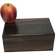 Fine Alfred Dunhill Rosewood Copper Lined Humidor