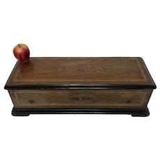 19th Century 8 Tone Swiss Music Box