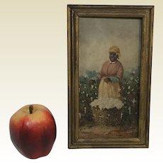 William Aiken Walker, American (1838-1921) Cotton Picker