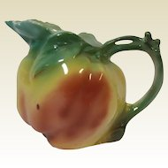Royal Bayreuth Apple Creamer
