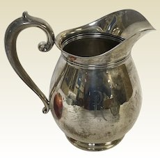 Wallace Sterling 4 1/2 Pint Pitcher