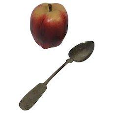 Carl Kranz Coin Silver Table Spoon