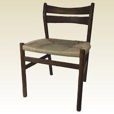 Single Danish Børge Mogensen for C.m. Madsens Bm1 Chair