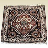 """Antique Shiraz Bag Face Rug 29"""" x 24"""""""