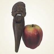 Antique Black Forest Carved Figure Nut Cracker