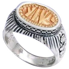 Yeshua  Ring by Leehee.