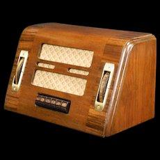 1938 General Electric AM Radio Model GD-60