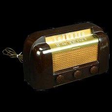 1946 RCA AM & Shortwave Bands Radio Model 66X1