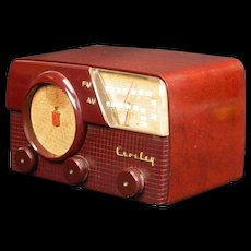 1951 Crosley AM & FM Radio Model 11-129