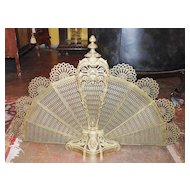French Firescreen
