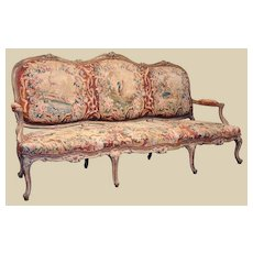 Elegant 18th C. Louis XV Canape
