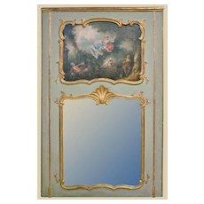 Gorgeous French 18th Century Trumeau