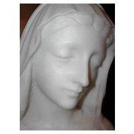 Spiritual Marble Sculpture