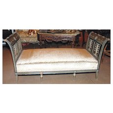 Beautiful French Sleigh Bed