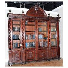 Portuguese Bookcase