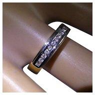 Inexpensive Diamond Ring