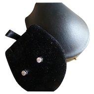 Fine pair od Diamond 18k Ear Studs