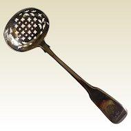 1811 Hallmark on a Silver Sugar shaker Spoon