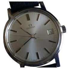 Vintage OMEGA Wristwatch, in perfect condition !