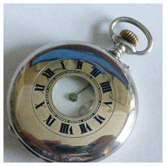 1918 Silver Pocket watch