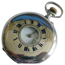 1918 Silver Pocket watch